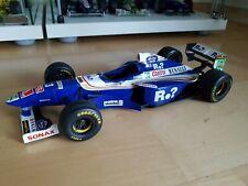 1/18 F1 WILLIAMS FW19 J . VILLENEUVE CHAMPION DU MONDE 1997