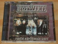 Hotwire - Face Another Day - 1998 Sigra Records Label CD