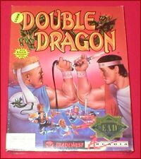 Double Dragon for the Commodore 64 128 Computer NEW SEALED