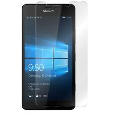 3x Protective Film for Microsoft Lumia 950 Screen Foil Clear