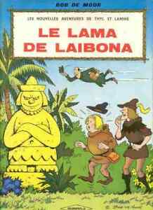 Thyl et Lamme 1. Le lama de Laïbona    E.O.