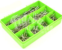 300 ASSORTED LENGTHS 4.0mm A2 STAINLESS STEEL DOME HEAD POP RIVETS KIT
