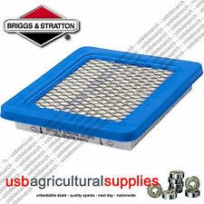 BRIGGS & STRATTON AIR FILTER BS491588S 491588 QUANTUM GENUINE NEXT DAY DELIVERY