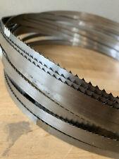 Fleischereibandsägeblätter 20 Stück 1400mm x 15mm x 0,5mm B6