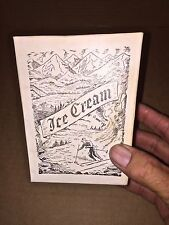 Ice Cream Box Hand Dipped quart White Cardboard Container Sterling Paper Company