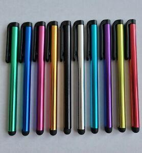 10x Universal Stylus Eingabestift Stift Handy Tablet Smartphone Touch Pen