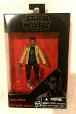 "Hasbro STAR WARS Black Series 3.75"" inch FINN (JAKKU) Action Figure"