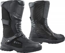 Stivali Boots Moto impermeabili forma ADV Tourer Adventure Leather Pelle Tg 44