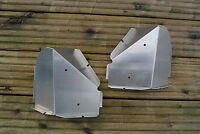 Rear Body Lamp Covers 330204 330205 MRC2244 MRC2245 for Land Rover Series 2 2a 3