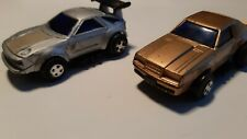 Holly MoveBack Action Car set / lot Porsche 928 Turbo & Ford Mustang Turbo Cobra
