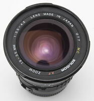 Soligor MC AF Zoom 19-35mm 19-35 mm 3.5-4.5 - Canon EOS digital