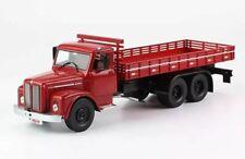 Classic Trucks From Brazil - Scania Vabis L110 Cargo Truck - IXO