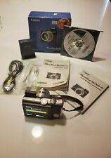 Canon PowerShot PowerShot SX200 IS 12.1MP Digital Camera Bundle