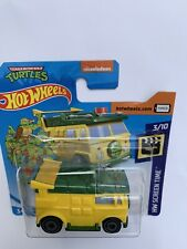 Hot Wheels 2020 * Turtles Party Wagon * HW Screen time