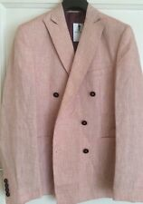 Duchamp Mens Double Breasted Blazer 38R*last One*