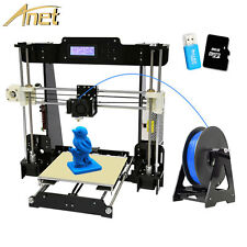 Anet A8 2017 Upgraded Quality High Precision Reprap Prusa i3 DIY 3d Printer USA.
