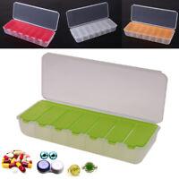 Pillenbox Pillendose Medikamentenbox Tablettenbox Medikamtendose fur 7 Tage