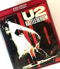 U2 - RATTLE AND HUM HD DVD, EXCELLENT
