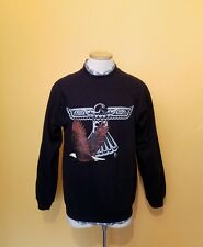 Vintage Hanes 90s Bald Eagle Seattle WA Sweatshirt Men L