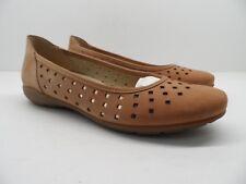 Remonte Women's D4606 Flat Tan Size 8.5M