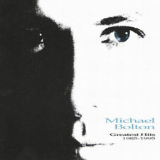 MICHAEL BOLTON ( NEW SEALED CD ) GREATEST HITS 1985 - 1995 / THE VERY BEST OF