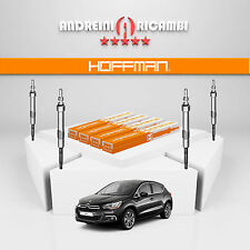 KIT 4 CANDELETTE CITROEN DS4 1.6 HDi 81KW 110CV 2013 -> GE121A