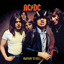 Ac/dc Framed Canvas Print Highway to Hell 40 X 40 Cm DC95981C