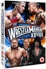 WWE: WrestleMania 28 DVD NEW