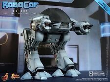 "Hot Toys Robocop (1987) ED-209 1/6 Scale Action Figure 12"" MMS204 Sound Effects"
