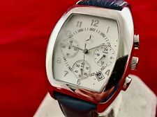 Mercedes Benz Classic Business Chronograph Watch - Missing 2 numbers on Dial?!