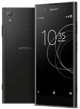 "New Imported Sony Xperia XA1 Plus Duos Dual 32GB 4GB 5.5"" 23MP 8MP Black Color"