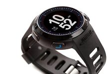 Magellan Echo Smart Fit Watch BLACK bluetooth running sports fitness workout run