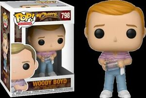 Funko POP!Cheers #798 Woody Boyd [In Pop Protector]