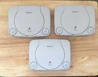 Sony PlayStation 1 Ps1 PSOne Slim Console Only ~MULTI REGION~ Region FREE