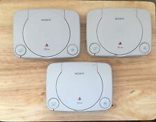 Sony PlayStation 1 Ps1 PSOne Slim Console seulement ~ Multi Region ~ region free