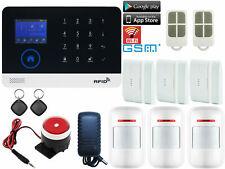H47 IP WiFi Cloud APP GSM RFID Wireless Home House Security Alarm Burglar System
