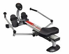 STAMINA GLIDER ROWING MACHINE Home Gym Exercise Cardio Total Body Folds/Storage