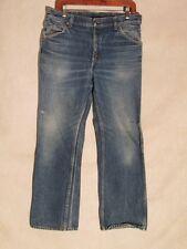 D8232 Roebucks USA Made Vintage Jeans Men's 33x28