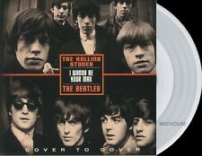 """The ROLLING STONES 7"""" The BEATLES I Wanna Be Your Man 1000 Made NUMBERED CLEAR V"""