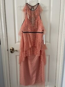 Alice McCall You + Me Dress Rose Tulle (AU12) ***New with tags*** RRP$450