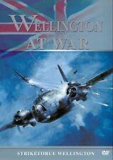 Wellington at War (New DVD) Aviation Aircraft Planes Vickers Bomber
