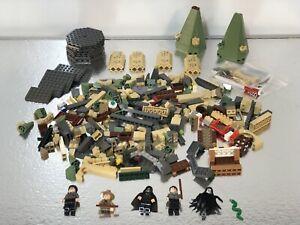 Lego Harry Potter Hogwarts (4867) Spare Parts / Bundle Incl Mini Figures