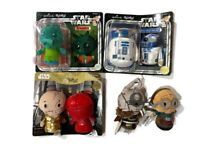 Hallmark itty bittys Star Wars Lot Of 6 Plush Figures