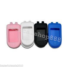 CUTE NEW SOFT RUBBER CASE for Pulse Oximeter +FREE shipping