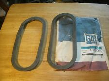 Pair of NOS 1980,81,82,83 Olds 98 Tail Light Gaskets 5931350