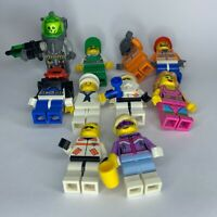 10 x Genuine LEGO Minifigures Bundle #1