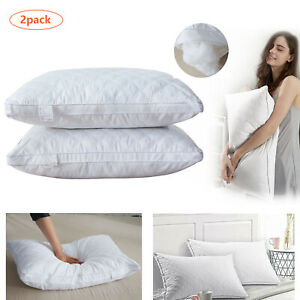 Bed Pillows Soft Luxury Hotel&Home Collection Super Soft Pillow Washable