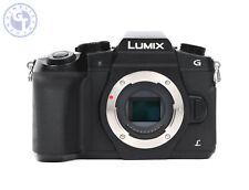 Panasonic Lumix DMC-G80 16MP Mirrorless Digital Camera (Body Only)