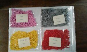 1800 Perles a repasser 4 couleurs hama