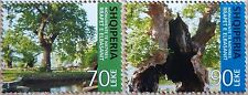 "Albania 2006. NATURAL MONUMENTS ""PLANE TREES OF ELBASAN"". Set MNH"